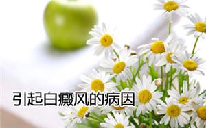 武汉引发白癜风的主要病因是什么?